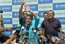 ACM Neto diz que Salvador pode ultrapassar o Rio no turismo de eventos