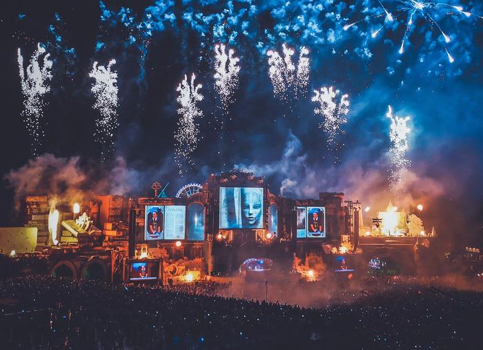 Principal festival de música eletrônica do mundo, a Tomorrowland já ganhou edições no Brasil, França e Estados Unidos