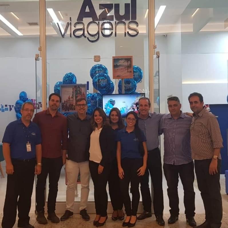 Azul Viagens inaugura sua quinta loja em Pernambuco