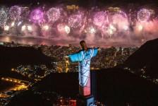 Réveillon do Rio contará com seis palcos instalados em pontos turísticos