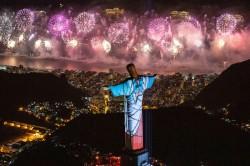 Réveillon 2020 movimentou mais de R$ 5 bi em 4 dos principais destinos brasileiros