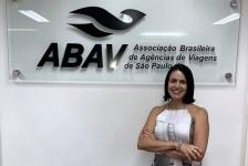 Juliana Assumpção passa a assumir diretoria de Negócios da Abav-SP