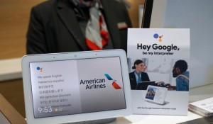 American Airlines é a primeira a testar modo intérprete do Google Assistente