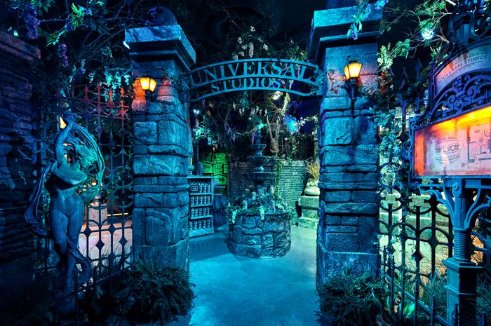 """The Cemetery"", inspirado pelo famoso cemitério Lafayette de Nova Orleans"