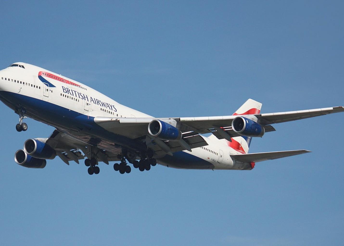 British Airways retomará operações do B747 em São Paulo por 30 dias