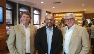 Ancoradouro recebe visita de Celebrity Cruises e R11 Travel em Campinas