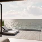 Projeção do Dulinem Island Resort