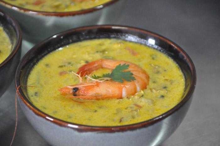 A mariscada da Negralinda é um dos pratos mais famosos da Ilha de Deus, no Recife