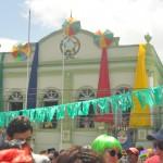 A sede da prefeitura de Bezerros, municipio pernambucano