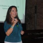 Adriana Machion, representante comercial da Meliá no Rio