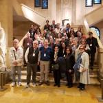 Agentes participantes do mega famtrip da Flot visitam o Museu Nacional em Beirute
