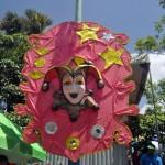 As máscaras são o ícone do Carnaval de Bezerros, onde ocorre o tradicional desfile de papangus