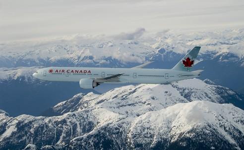 Air Canada cresce oferta no Brasil em setembro