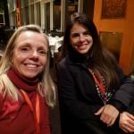 Bianca Correia Pereira, da GBond, RJ e Daniela Lpes, da Viaje Mais, Campo Grande