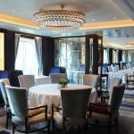Britannia Club é mais um restaurante a la carte do navio