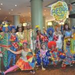 Comitiva de Carnaval durante Blitz realizada na última sexta e sábado
