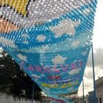 Ruas decoradas em Olinda