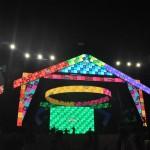 O Marco Zero, localizado no Recife Antigo, será palco de diversas atrações musicais como Alceu Valença e Paralamas do Sucesso