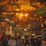 A cidade de Recife já está em clima de Carnaval, com ruas e casas extremamentes decoradas