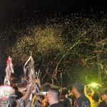 São esperados mais de 2 milhões de foliões durante o feriado de Carnaval em Pernambuco