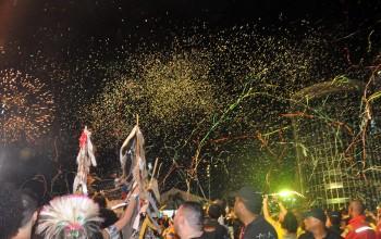 Com tema circense, Carnaval de Recife tem início nesta sexta-feira; veja fotos