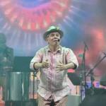 O artista recifense, Antônio Nóbrega, ficou responsável pelo show de abertura do Carnaval 2020