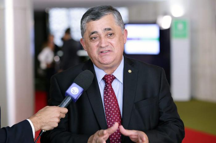 Deputado José Guimarães (PT-CE) - (Foto: Michel Jesus - Câmara dos Deputados)
