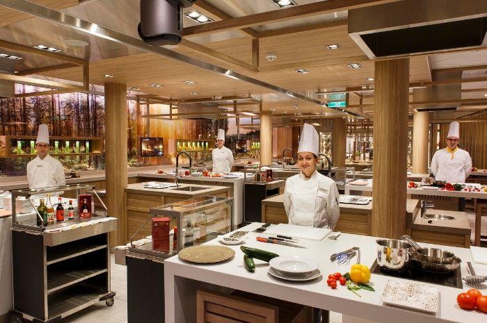 s atividades propostas permitem aos hóspedes não apenas aprender truques e técnicas de culinária, mas também como escolher alimentos de boa qualidade