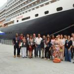 Discover Cruises levou agentes e operadores para conhecer o Cunard Queen Victoria