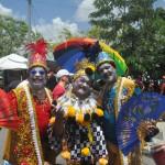 Drags também participam do Carnaval de rua de Bezerros