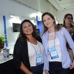 Edilene Lima e Ana Rodrigues, do Fohb