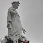 Em Harissa, Nossa Senhora do Libano