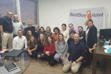 BestBuy Hotel desembarca em Israel para intercâmbio de tecnologia