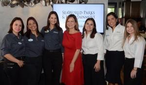 SeaWorld reúne operadores em SP e revela expectativas para 2020; veja fotos