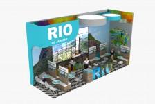 Rio de Janeiro participa da Anato 2020 com estande próprio