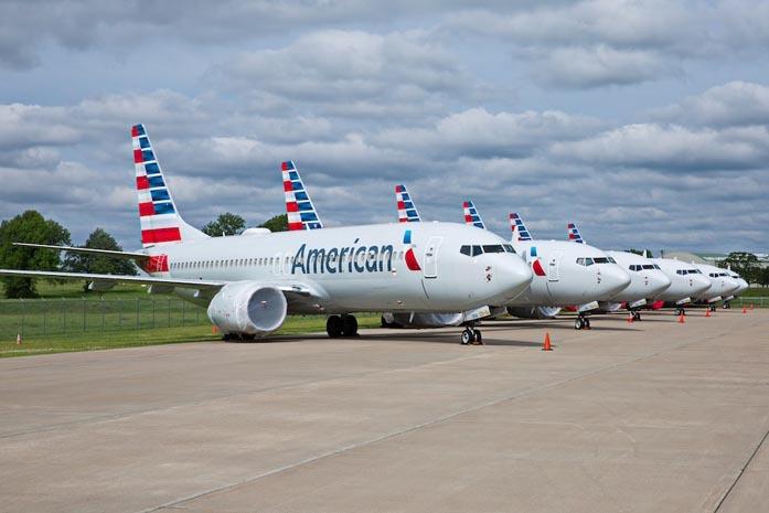 Após anunciar retorno para junho, American Airlines estabelece 18 de agosto como nova data para retorno das operações.