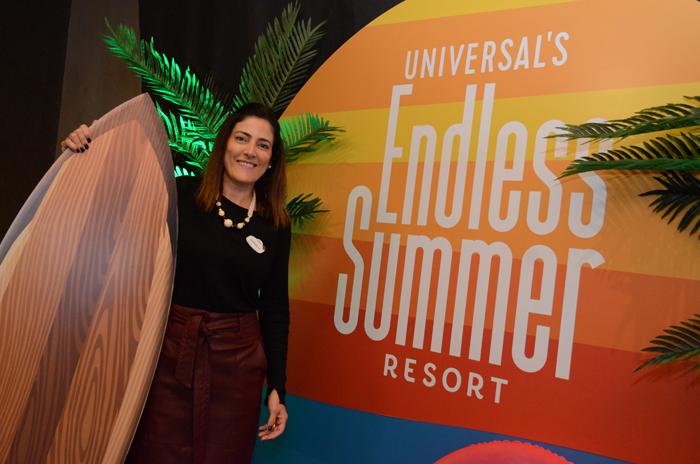 Gabriella Cavalheiro, diretora de Vendas da Universal para a América Latina