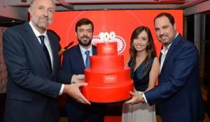 Avianca reúne parceiros do Brasil para celebrar seus 100 anos; fotos