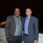 Jackson Soares e Marcelo Sacchitiello, da CVC