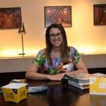 Kawanna Souza, da Tarobá Hotel