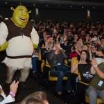 O personagem Shrek fez sucesso entre os agentes de viagens