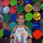 Leopoldo Nóbrega, artista responsável pela identidade visual do Galo da Madrugada