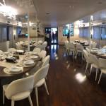 Restaurante do MS Zeus