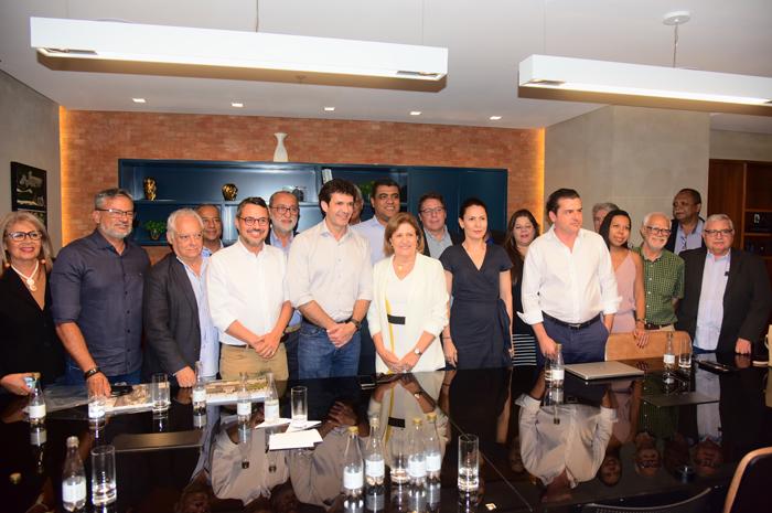 Membros de diversas entidades se reuniram em Salvador para debater melhorias no segmento
