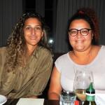 Morgane Catel, da Passion Collection, e Vivian Moraes, da Passion Brazil