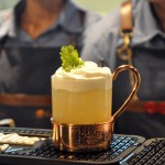Moscow Mule do Cais Rooftop