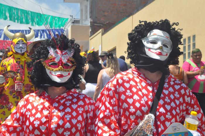 Foram investidos aproximadamente R$2 milhões no Carnaval da cidade