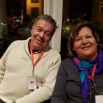 Oscar e Sandra Regina Azevedo Marques, da Gabbiano, S. Bernanrdo  do Campo,SP