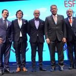 Otavio Neto, Bernardo Cardoso, Otavio Neto, Alexandre Sampaio e Toni Sando
