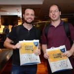 Petterson Belli, e Gustavo Lima, da Viaggio Bello Turismo